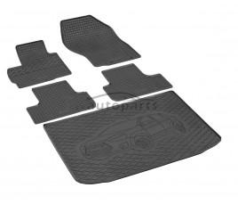 Zestaw mat + wanna bagaznika Mitsubishi ASX 2010 -