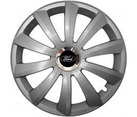 "Kołpaki zgodne  Ford 14"" GRAL Chrome silver"